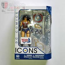 DC Icons 19 Wonder Woman The Amazo Virus 6 Inch Action Figure MAR160310