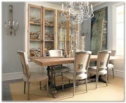 Dining Room Furniture Country French Rustic Classic Design Ideas With Antique Lighting And