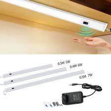 sensor led unterbauleuchte streifen lichtleiste