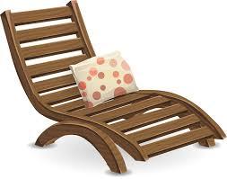 Deckchair Lawn Chair Lounge Furniture Resort