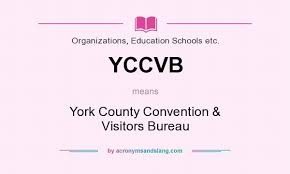 bureau york what does yccvb definition of yccvb yccvb stands for