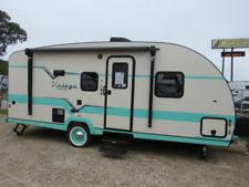 New Vintage RV Camper NO Used Slide Grey Wolf Cherokee Wildwood Jayco Retro L