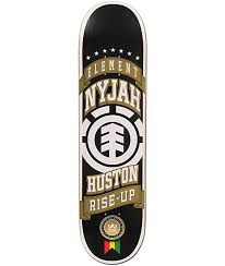 Zumiez Blank Skate Decks by Element Nyjah X Street League Series 8 0