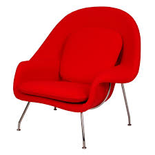 Eero Saarinen Womb Chair (Red) - FormDecor Saarinen Womb Ottoman Chair Cadet Grey Chair Replica From Eero Wool Suppliers And Manufacturers Chrome Cato Fabric The Conran Shop Inspired By Caribbean Ideas For The New Apt Sweet Savings On Retropolitan Cashmere Lounge Light Green