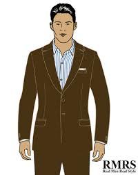 Category 4 Brown Suits Compatible Shoe Colors