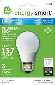 cheap ceiling fan led bulbs find deals on ge 2 5 watt light bulb