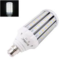 30w b22 bc led corn light bulb 250w equivalent bayonet cap led