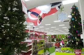 Fiber Optic Christmas Tree Target by Christmas Target Christmas Tree Astonishing Decorations Store