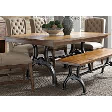 Arlington House Cobblestone Brown 6-piece Trestle Table Set With Bench Modern Rustic 5piece Counter Height Ding Set Table With Storage Shelves Arlington House Trestle With 2 Upholstered Host Chairs Side And Bench Slat Back All Noble Patio Round Wicker Outdoor Multibrown Details About Delacora Webd48wai 5 Piece Steel Framed Barnwood Conference Room Tables 10 Styles To Choose From Ubiq Imagio Home 3piece Drop Leaf Black Leg 4 Best Spring Brunches Argos Tribeca Oak Two Farmhouse Pine Action Charcoal Liberty Fniture Industries Spindle Chair Of