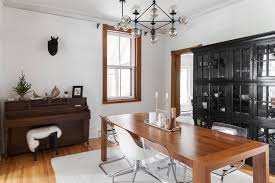 Elegant Dining Room Chairs Montreal Luxury House Tour A Traditional Post Modern Mix In Than