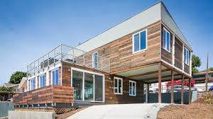 100 Houses Built With Shipping Containers San Diego Modern Home Made From Realtorcom