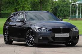 Used 2017 BMW 3 Series 330d M Sport Touring for sale in Shropshire