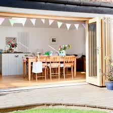 Forget An Extension Bi Fold Doors Opening Up Onto Outdoor Seating Area Add Square Footage To A Bijoux Living Space Creating The Illusion Of