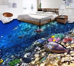 3d floor tiles for living room underwater world 3d waterproof