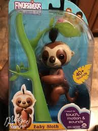 There Are A Few Different Animals For The Fingerlings They Have Monkeys Unicorns And Sloth Easiest Ones To Find Come In