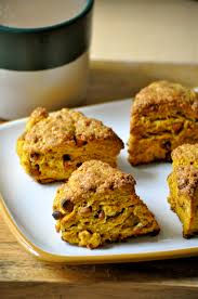 Where Did Pumpkin Scones Originate by Whole Wheat Pumpkin And Cinnamon Chip Scones