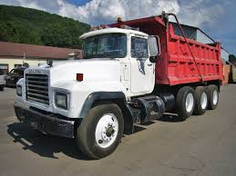 100 Tri Axle Dump Trucks 1998 Mack RD690S Truck For Sale By Arthur Trovei