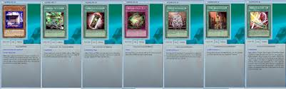 Yugioh Bujin Deck Weakness by Percival18 Yu Gi Oh Blog Ygopro 1 030 0 V5 Has Been Released