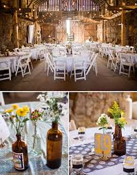 Wedding Reception Barn Pictures Danielle Jeremy S Real Green Shoes Weddings