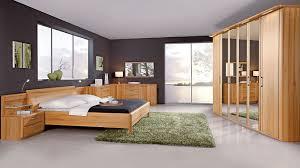 modernes c disselk schlafzimmer mit bettgestell kernbuche echtholzfurnier vierteilig