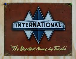 International Trucks Tin Sign Scout Semi Truck Tractor Garage Farm ... Ih Intertional Truck Blem S180 Scout Triple Diamond Blem On A 1949 Intertional Kb5 Truck In Manor Car Emblems For Sale Auto Logo Online Brands Prices Reviews City Chrome Parts Gauge Emblem Engine Oil 1948 Harvester Ihc Kb2 34 Ton Panel Amazoncom 1 New Custom 0507 F250 F350 F450 F550 60l Power K Kb Series Triple Diamond 1956 R1856 Fire Old East Coast Trucks Inc Youtube 2 Chrome Ford 73l Powerstroke Product Information Commercial Equipment Services Dallas Texas