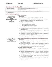 Architect Resume Sample Examples For Architecture Students Lovely