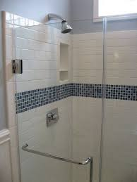 6 X 12 Glass Subway Tile by Best 25 Glass Tile Shower Ideas On Pinterest Glass Tile