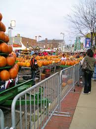 Ohio Pumpkin Festivals 2017 by Circleville Pumpkin Show Ohio Festivals