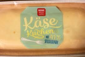 käse kuchen mit speißequark rewe