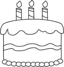 Black And White Birthday Cake Printables Pinterest White