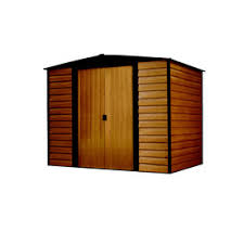 Keter Woodland Lean To Storage Shed by Shop Sheds At Lowes Com