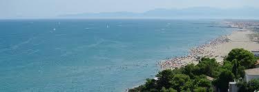 meteo a port la nouvelle meteo plage à leucate méditerranée température de l eau