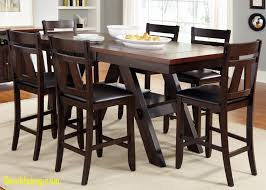 Tall Dining Room Chairs Beautiful Top Set