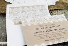 Free Diy Rustic Wedding Invitations Templates Printable Invitation