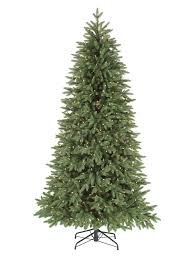 6ft Slim Black Christmas Tree by Narrow Width Stratford Spruce Christmas Trees Balsam Hill