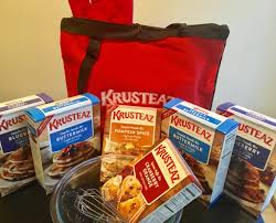 Krusteaz Pumpkin Pancakes by Krusteaz Mixes U0026 Simple Coffee Cake Recipe Mom The Magnificent