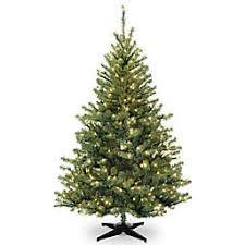 National Tree Company Pre Lit Kincaid Spruce Artificial Christmas