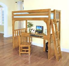 how to build loft bed with desk – act4