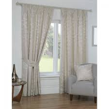Sears Canada Kitchen Curtains by Lille Lined Pencil Pleat Curtains Natural