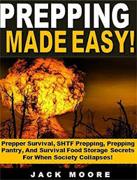 Prepper Survival SHTF Prepping Pantry And
