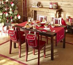 Lovely Christmas Dining Table Centerpiece Ideas With Elegant