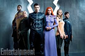 Halloween 3 Cast by Marvel U0027s Inhumans Come To Life In First Look Photo