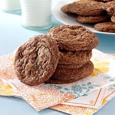 Chipotle Halloween Deal 2014 by Double Chocolate Chipotle Cookies Recipe Taste Of Home