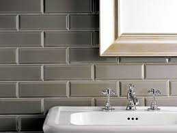 mink grey taupe metro tiles basin bathrooms