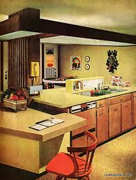 Four Wonderful Workable Kitchens 1965