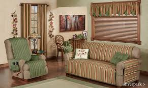 Living Room Seats Covers by Get The Look Living Rooms Touch Of Class