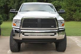 100 Dodge Truck Forums World Installed LED Lightbar Appearance