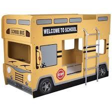 All Home Maximo School Bus Bunk Bed & Reviews