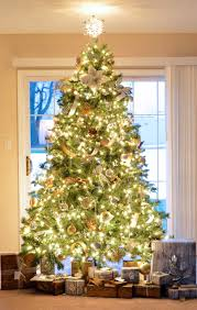 Silver Tip Christmas Tree Oregon by Silver Gold Christmas Tree