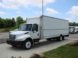 INTERNATIONAL BOX VAN TRUCK FOR SALE | #7112